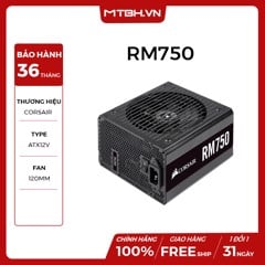 PSU CORSAIR RM750 750W NEW