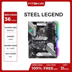 MAIN ASROCK Z490 STEEL LEGEND