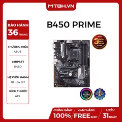 MAIN ASUS PRIME B450-PLUS (AMD)