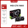 VGA MSI GTX 1660 GAMING 6G GDDR5 NEW