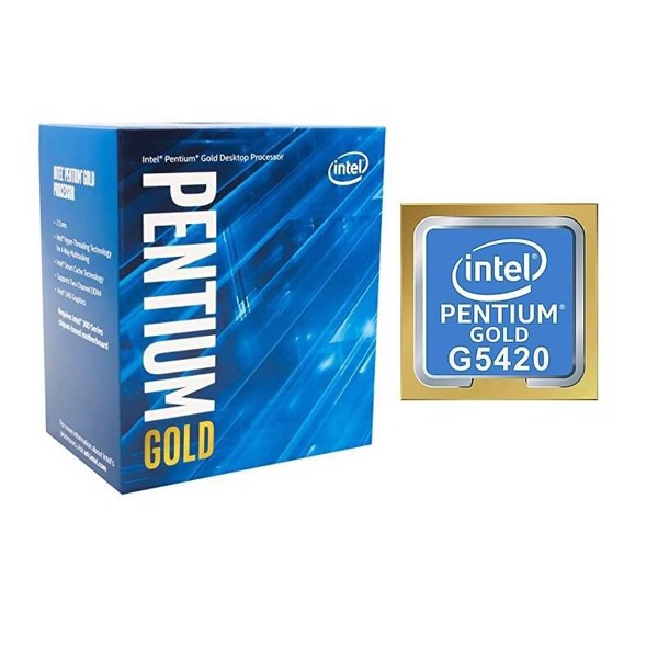 CPU G5420 PENTIUM (3.80Ghz/ 4Mb cache) SK1151 V2 COFFEE LAKE NEW TRAY