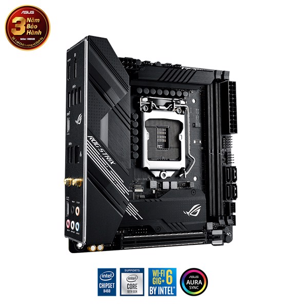 MAIN ASUS B460-I ROG STRIX GAMING NEW