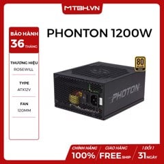 PSU ROSEWILL PHOTON 1200W FULL MODULAR