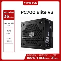PSU COOLER MASTER 700W PC700 Elite V3 NEW