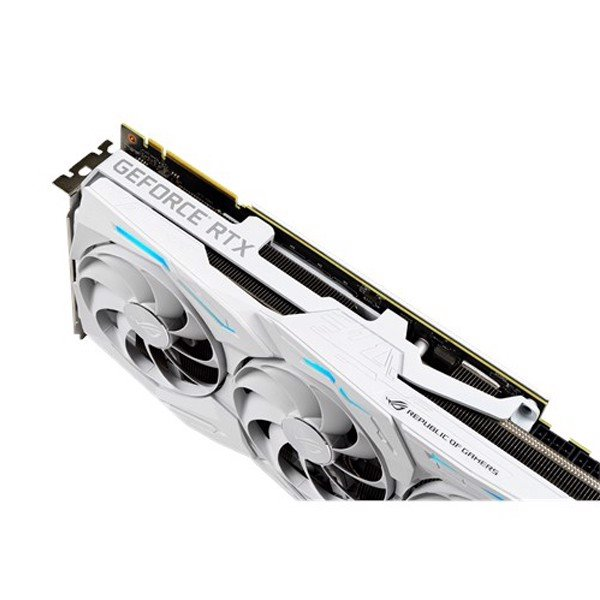 VGA ASUS ROG STRIX RTX 2080 Ti OC WHITE GAMING 11GB GB