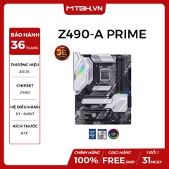 MAIN ASUS Z490-A PRIME NEW