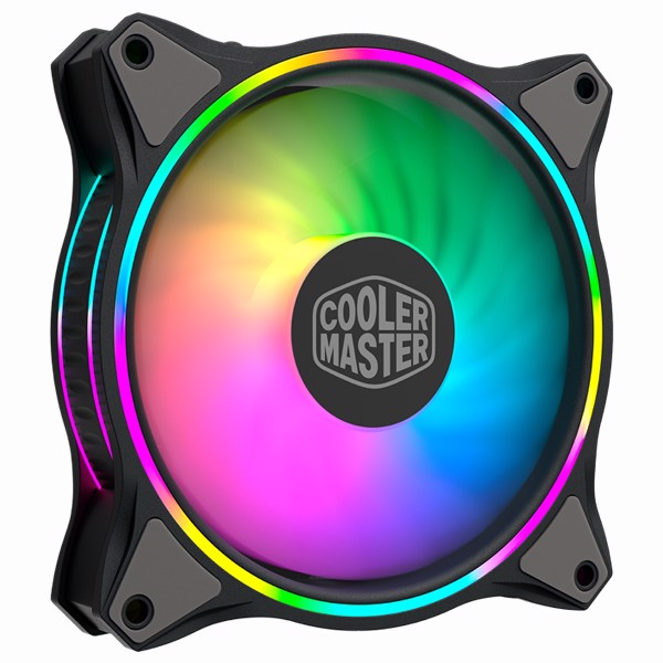 FAN CASE COOLERMASTER MASTERFAN MF120 HALO 3IN1