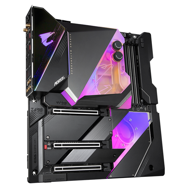MAIN GIGA Z490 AORUS XTREME WATERFORCE
