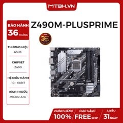 MAIN ASUS Z490M-PLUS PRIME NEW