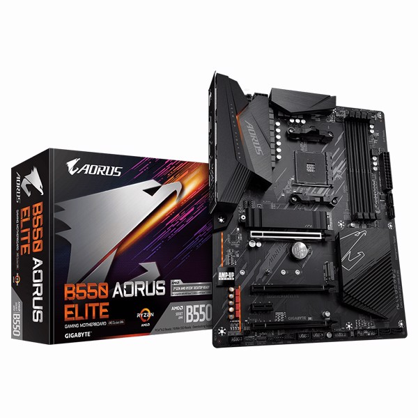 MAIN GIGA B550 AORUS ELITE (AMD)