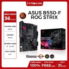 MAIN ASUS B550 - F ROG STRIX GAMING (AMD)