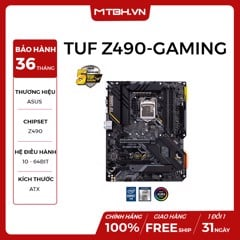 MAIN ASUS TUF Z490-GAMING PLUS