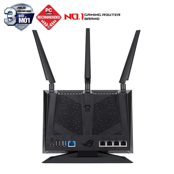 BỘ PHÁT WIFI ASUS ROG Rapture GT-AC2900 Gaming Wifi Router ROG Rapture