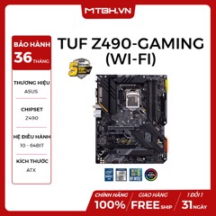 MAIN ASUS TUF Z490-GAMING PLUS (WI-FI)