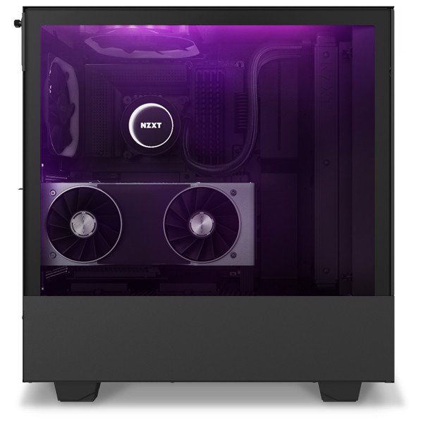 CASE NZXT H510 ELITE BLACK