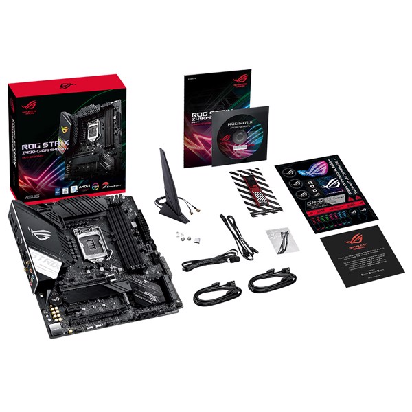 MAIN ASUS Z490-G ROG STRIX GAMING (WI-FI)
