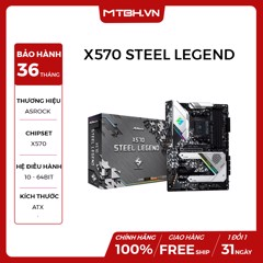 MAIN ASROCK X570 STEEL LEGEND (AMD)