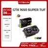 VGA ASUS GTX 1650 Super TUF GAMING OC 4GB GDDR6