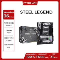 MAIN ASROCK X299 STEEL LEGEND