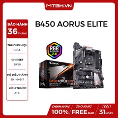 MAIN GIGA B450 AORUS ELITE NEW (AMD)