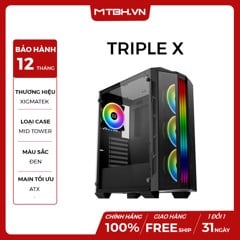CASE XIGMATEK TRIPLE X (EN44245)