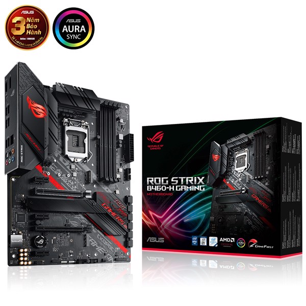 MAIN ASUS B460-H ROG STRIX GAMING