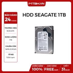 HDD SEAGATE 1TB NEW