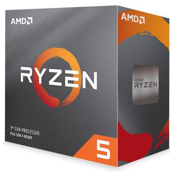 CPU AMD Ryzen 5 3500 (3.6GHz turbo up to 4.1GHz, 6 nhân 6 luồng, 16MB Cache, 65W) - Socket AM4