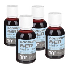 WATER TT PREMIUM CONCENTRATE RED - RED