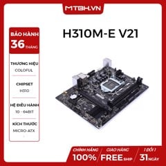 MAIN COLORFUL H310M-E V21 NEW