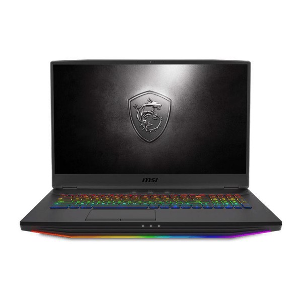 "LAPTOP GAMING MSI GT76 Titan DT 9SG 012VN RTX 2080 8GB Intel Core i9 9900K 64GB HDD 1TB SSD 1TB 17.3"" FHD IPS 144Hz Per Key RGB Win 10"