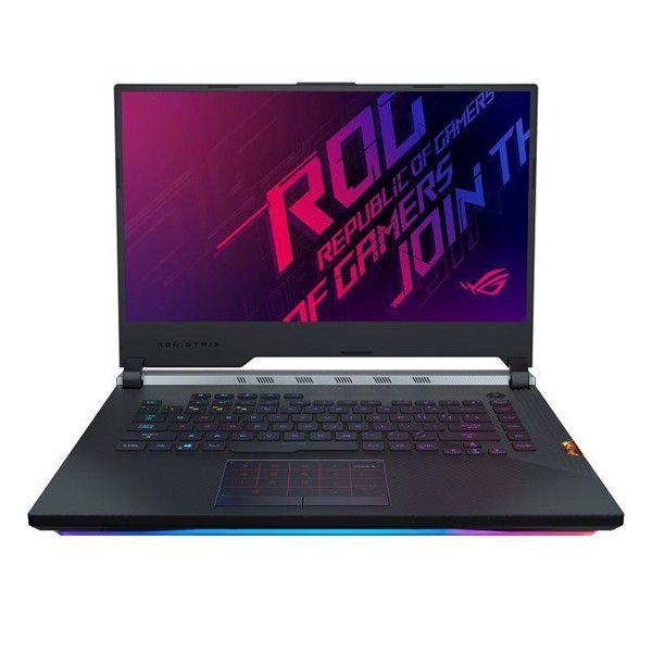 LAPTOP ASUS GAMING ROG STRIX SCAR III G531GV-AZ160T GEFORCE RTX 2060 6GB INTEL CORE I7 9750H 16GB 512GB 15.6″ FHD IPS 240HZ 3MS PERKEY RGB WIN 10