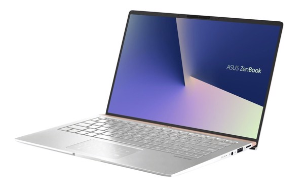 LAPTOP ASUS ZENBOOK UX333FN-A4125T i5-8265U | 8GB LPDDR3 | SSD 512GB PCIe | VGA Geforce MX150 2GB | 13.3 FHD IPS | WIN10 | NUMPAD | DGW
