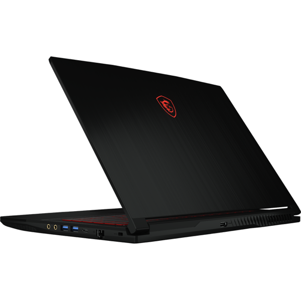 "LAPTOP GAMING MSI GF63 THIN 10SCSR 077VN GEFORCE GTX1650TI 4GB INTEL CORE I7 10750H 8GB 512GB 15.6"" IPS 120HZ BACKLIGHT KEYBOARD WIN 10"