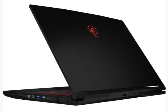"LAPTOP GAMING MSI GF65 THIN 10SER 622VN GEFORCE RTX 2060 6GB INTEL CORE I7 10750H 8GB 512GB 15.6"" IPS 144HZ BACKLIGHT KEYBOARD WIN 10"