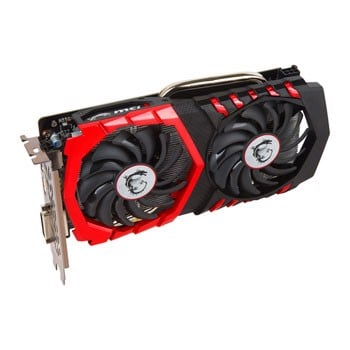 VGA MSI GTX 1050Ti Gaming X 4GB