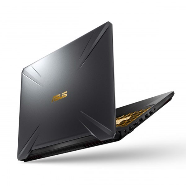 LAPTOP GAMING ASUS TUF FX505GM BN117T GTX1060 6GB INTEL CORE I5 8300H 8GB 1TB 15.6″ FHD IPS WIN 10 GOLD STEEL RGB