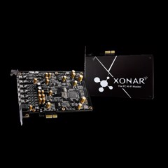 CARD SOUND ASUS XONAR AE PCIe 7.1 GAMING