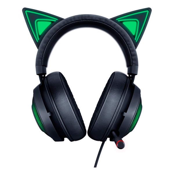 TAI NGHE Razer Kraken Kitty Chroma USB Black