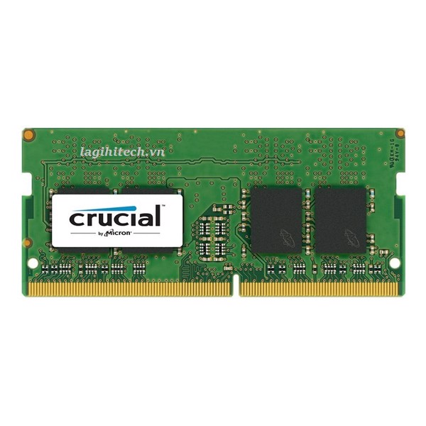 RAM LAPTOP DDR4 4GB CRUCIAL BUSS 2400