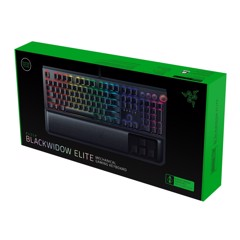 BÀN PHÍM CƠ RAZER BLACKWIDOW ELITE - GREEN SWITCH