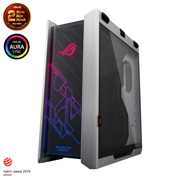CASE ASUS ROG HELIOS WHITE EDITION
