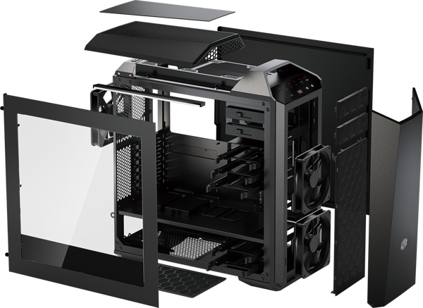 CASE COOLER MASTER MASTER MAKER 5 - WINDOW