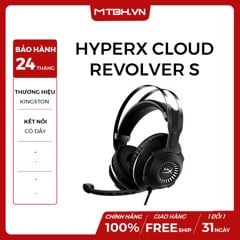 TAI NGHE KINGSTON HYPERX CLOUD REVOLVER S