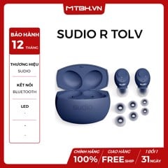 TAI NGHE TRUE WIRELESS SUDIO R TOLV  NEW