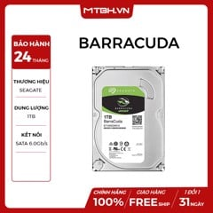 HDD SEAGATE 1TB BARRACUDA (ST1000DM010)