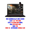 LAPTOP GAMING MSI GL73 8RC 230VN GEFORCE GTX1050 4GB INTEL CORE I7 8750H 8GB 1TB 17.3″ FHD BACKLIGHT KEYBOARD WIN 10