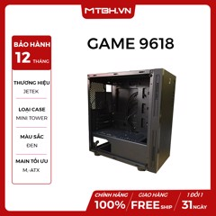 CASE JETEK Game 9618