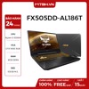 LAPTOP ASUS GAMING TUF FX505DD-AL186T Geforce GTX 1050 3GB Ryzen 5-3550H 8GB 512GB 15.6″ 120Hz IPS Win 10 Gold Steel RGB Model 2019