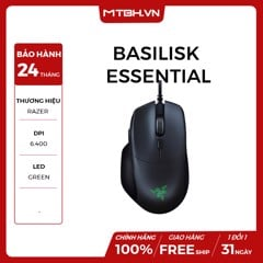 MOUSE RAZER BASILISK ESSENTIAL- RIGHT-HANDED GAMING